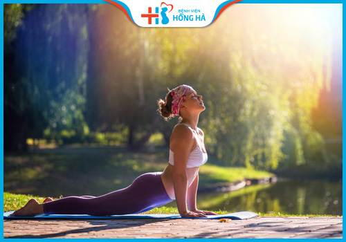 tập yoga có vô sinh hay không