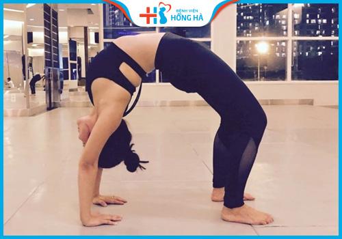 tập yoga có vô sinh hay là không