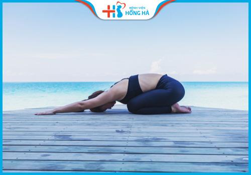 tập yoga có vô sinh thật hay không