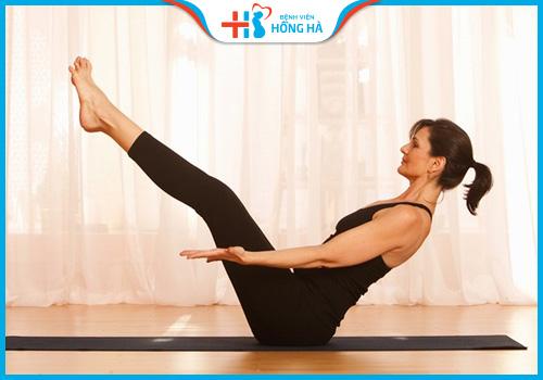 tập yoga có vô sinh không