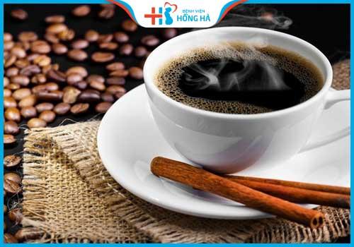 thực phẩm gây vô sinh ở nam giới cà phê