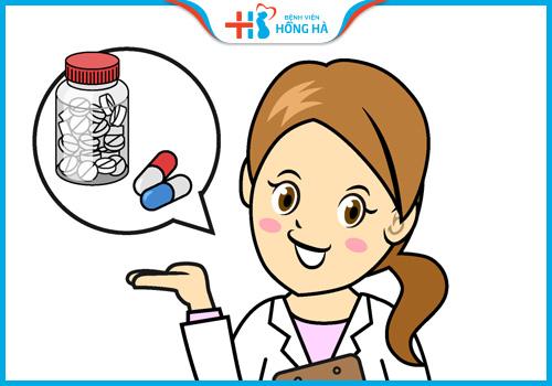 uống thuốc tăng cân có gây vô sinh không được bác sĩ chỉ định