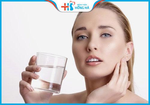 thuốc tăng cân có gây vô sinh, gây tích nước