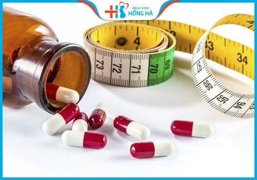 uống thuốc tăng cân có gây vô sinh không