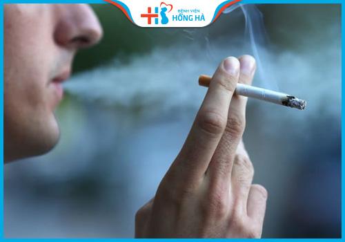 nhận biết vô sinh thuốc lá
