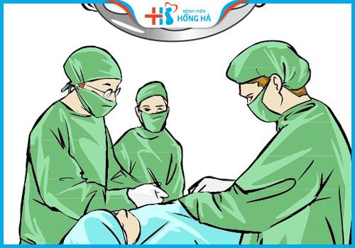 phương pháp điều trị tắc ống dẫn trứng phẫu thuật