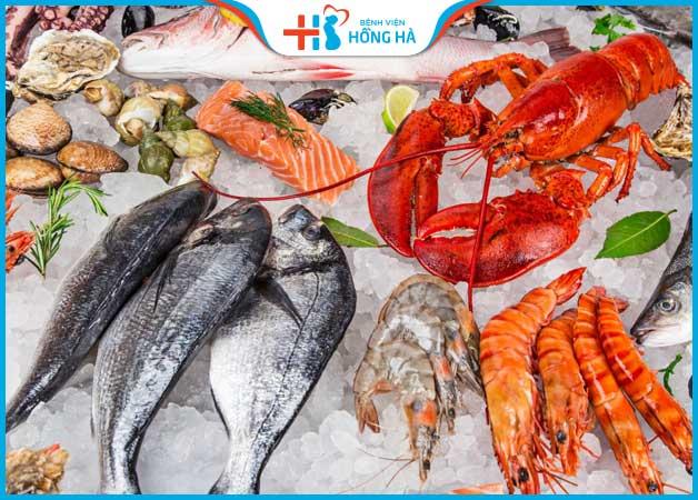 Cá là loại thực phẩm tăng cường sinh lực nam giới