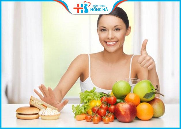 Cần thay đổi chế độ ăn giảm thiểu khả năng tắc vòi trứng ở phụ nữ