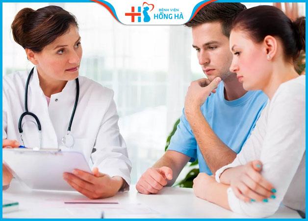 Giấy tờ cần thiết để thực hiện quy trình IVF