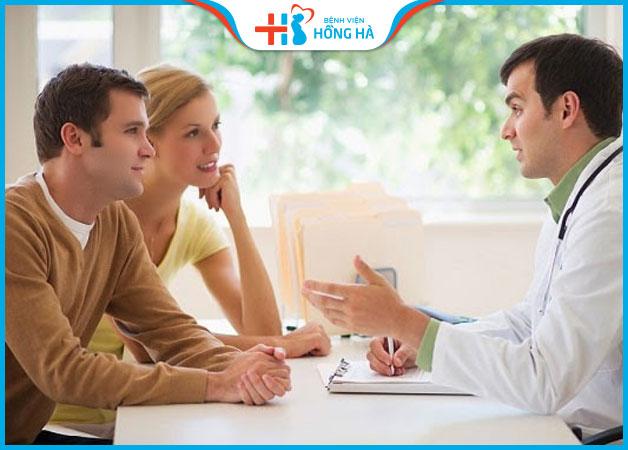 Nên khám và điều trị vô sinh sớm