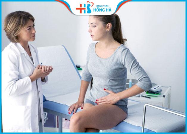 Đi tới gặp bác sĩ nếu cơn đau không thể kiểm soát