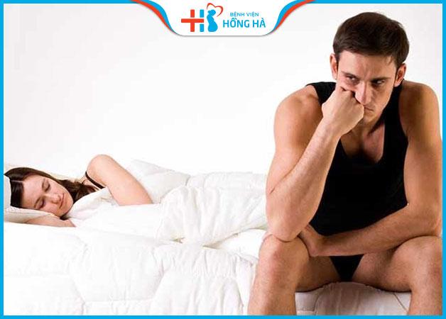 Kiêng quan hệ tình dục nếu người phụ nữ quá đau đớn