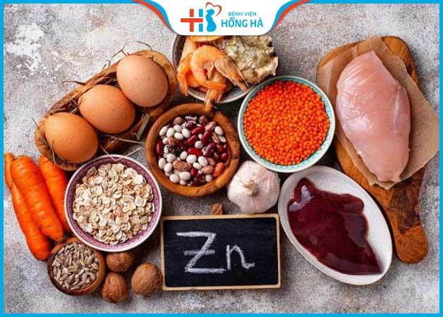 Những thực phẩm cần bổ sung sau khi tiêm thuốc kích trứng