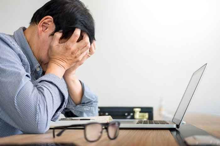 Sự lo âu căng thẳng là một phần biểu hiện cho tình trạng vô sinh