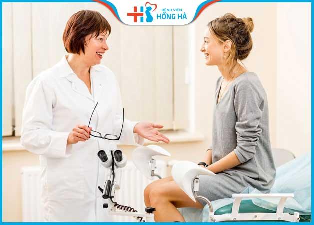 Hãy đi khám phụ khoa định kỳ để có được sức khỏe mẹ và bé tốt nhất