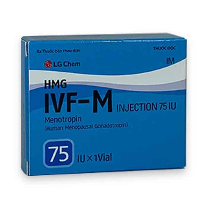 Thuốc kích thích buồng trứng M 75 IU