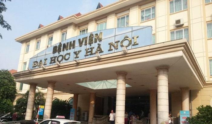 Bệnh viện trực thuộc Đại học y Hà Nội