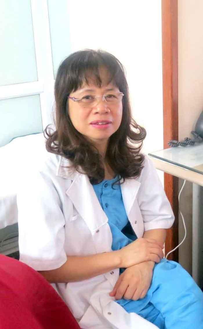Bác sĩ Lan nổi tiếng khi giúp nhiều gia đình có tin vui