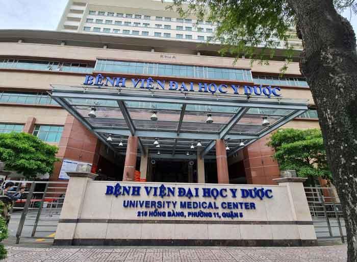 Bệnh viện của đại học Y Dược Thành phố Hồ Chí Minh
