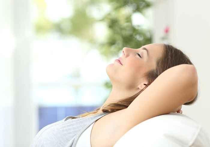 Chế độ ăn uống ngủ nghỉ phù hợp giúp bạn sinh nở dễ dàng