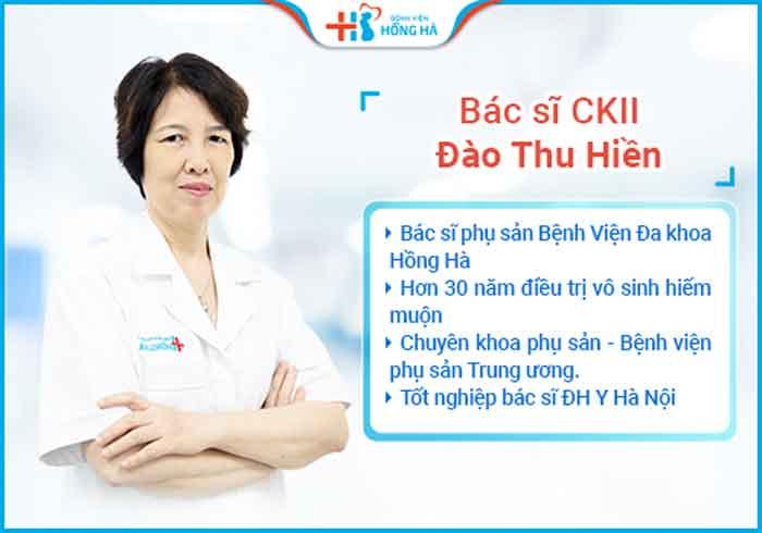 Bác sĩ có tiếng mát tay trong điều trị hiếm muộn tại Việt Nam