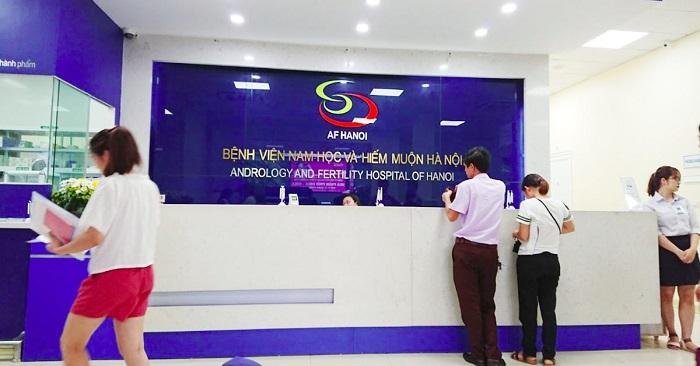 Bệnh viện Chuyên khoa Nam học và Hiếm muộn