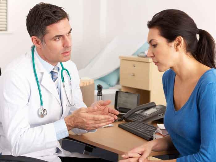 Đến tìm gặp bác sĩ phụ khoa nếu cơn đau kéo dài