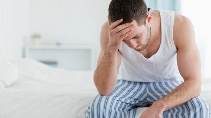 Luôn chịu áp lực stress căng thẳng