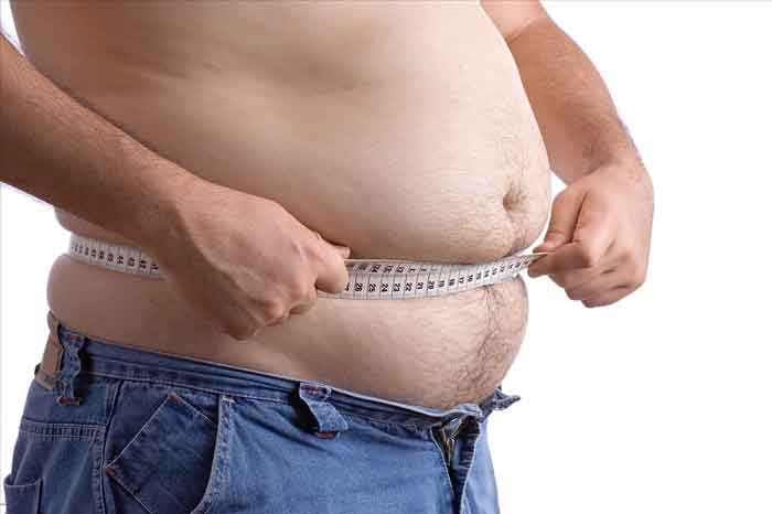 Cân nặng vượt kiểm soát khiến nhiều chàng trai đối mặt với vô sinh
