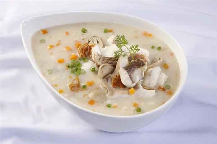 Cháo cá chép là thực phẩm nên dùng sau khi thụ tinh nhân tạo