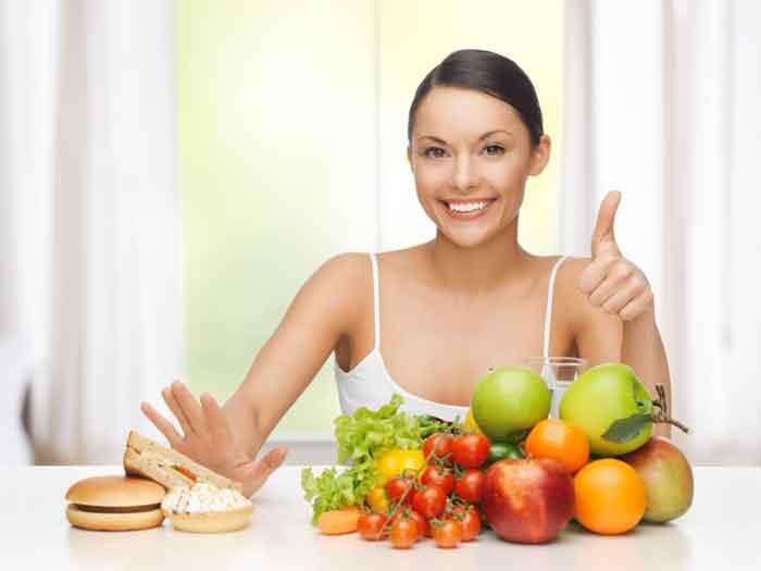 Xây dựng chế độ ăn uống khoa học, giữ tâm trạng thoải mái
